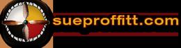 Sue Proffitt – M.A., M.Sc., M.A. Logo